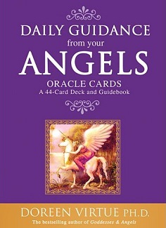 daily guidance from your angels oracle cards   Free Angel Card